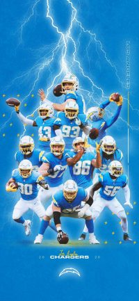 Chargers Wallpaper 4