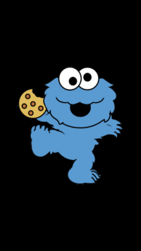 Cookie Monster Wallpaper 5