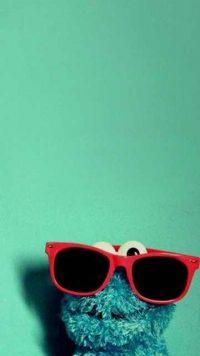 Cookie Monster Wallpaper 3