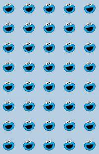 Cookie Monster Wallpaper 24