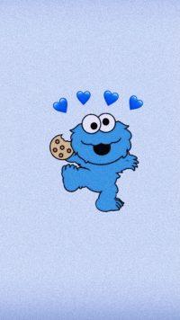 Cookie Monster Wallpaper 23