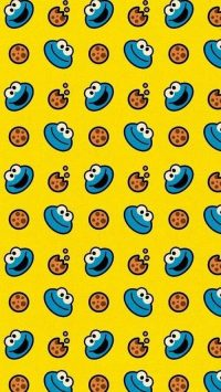 Cookie Monster Wallpaper 20