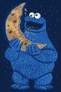 Cookie Monster Wallpaper 18