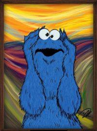 Cookie Monster Wallpaper 14