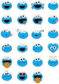 Cookie Monster Wallpaper 9