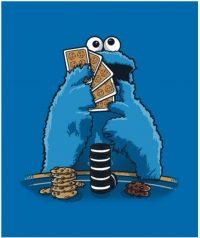 Cookie Monster Wallpaper 10
