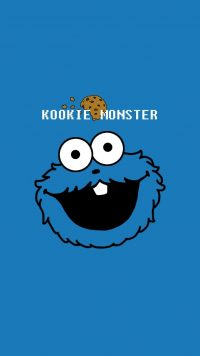 Cookie Monster Wallpaper 11