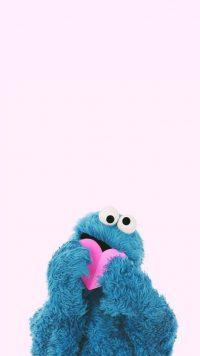 Cookie Monster Wallpaper 12