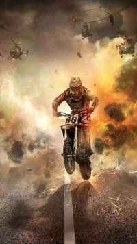 Dirt Bike Wallpaper 12