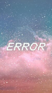 Error Wallpaper 25