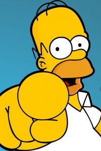 Homer Simpson Wallpaper 6