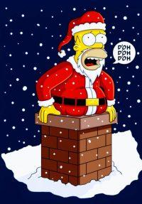 Homer Simpson Wallpaper 8