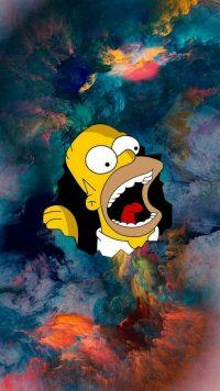 Homer Simpson Wallpaper 9
