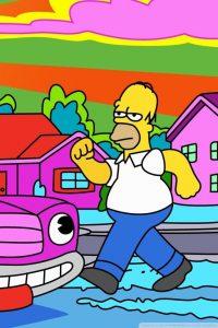 Homer Simpson Wallpaper 20