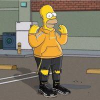 Homer Simpson Wallpaper 11