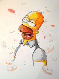 Homer Simpson Wallpaper 18