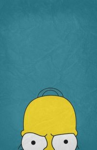 Homer Simpson Wallpaper 16
