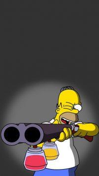 Homer Simpson Wallpaper 15
