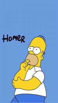 Homer Simpson Wallpaper 1