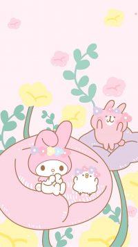 My Melody Wallpaper 13