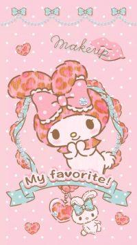 My Melody Wallpaper 28
