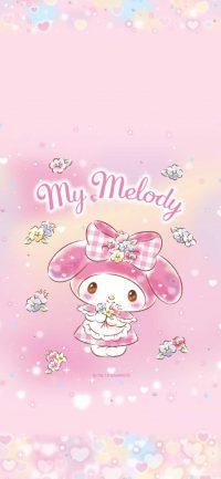 My Melody Wallpaper 27