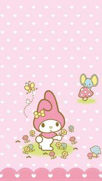 My Melody Wallpaper 26