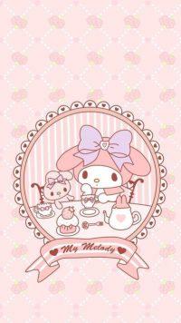 My Melody Wallpaper 25
