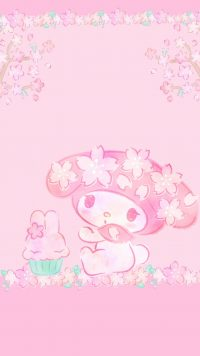 My Melody Wallpaper 10