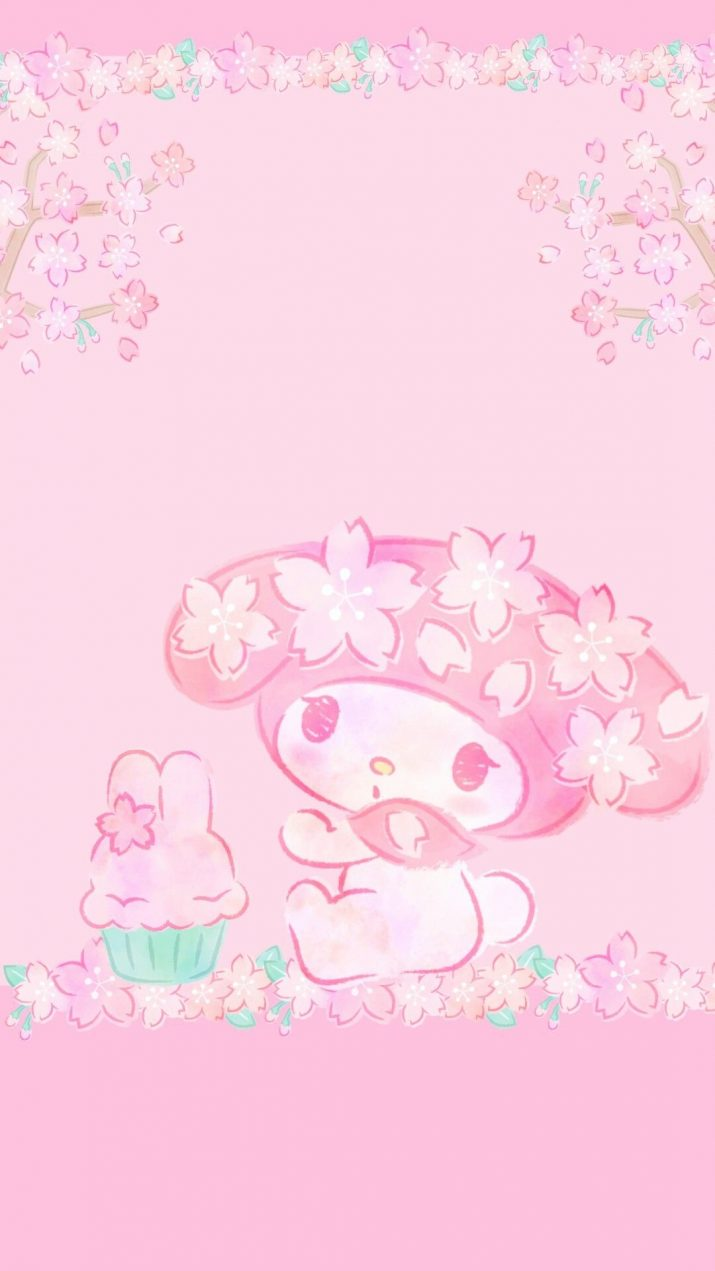 My Melody Wallpaper 1
