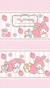 My Melody Wallpaper 12