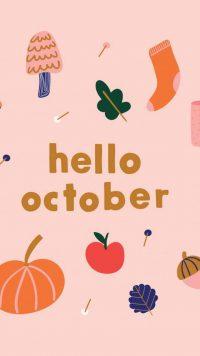Fall October Wallpaper 6