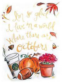Fall October Wallpaper 5