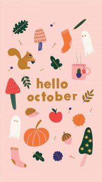 Fall October Wallpaper 4