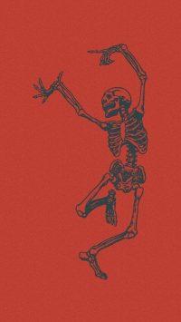 Skeleton Wallpaper 6
