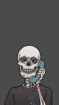 Skeleton Wallpaper 13