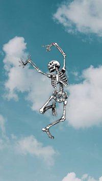 Skeleton Wallpaper 11