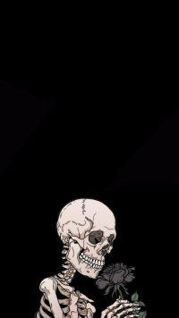 Skeleton Wallpaper 10