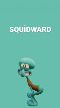 Squidward Wallpaper 26