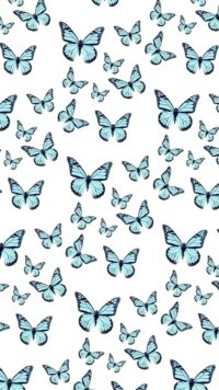 Blue Preppy Wallpaper 18