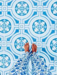 Blue Preppy Wallpaper 21