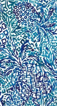Blue Preppy Wallpaper 33