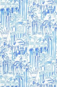 Blue Preppy Wallpaper 30