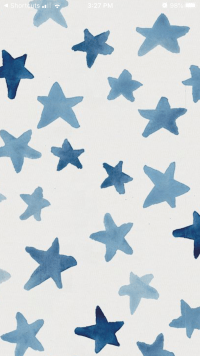 Blue Preppy Wallpaper 7