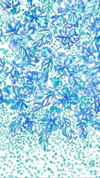 Blue Preppy Wallpaper 20
