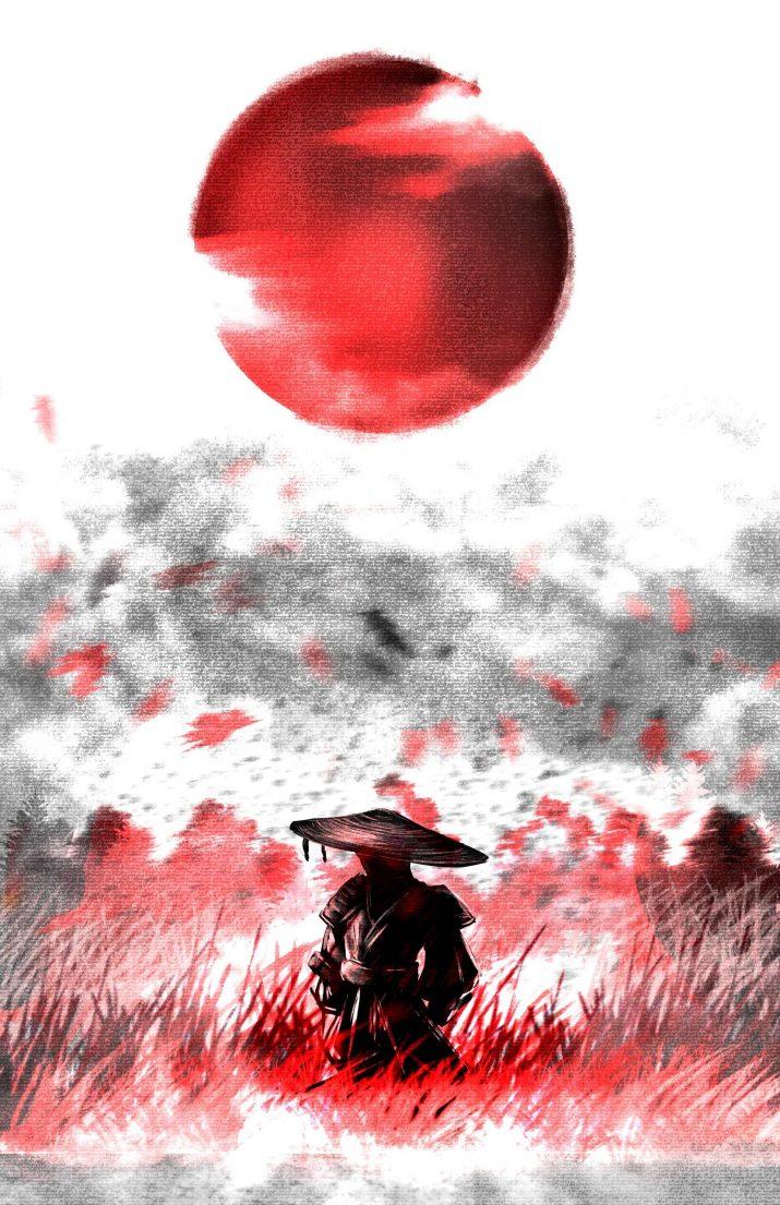 Ghost of Tsushima Wallpaper 1