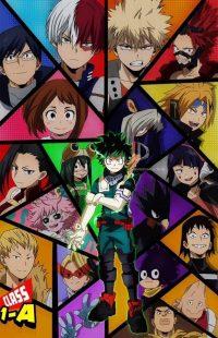 My Hero Academia Wallpaper 11