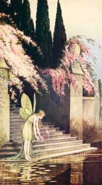 Fairy Grunge Wallpaper 7