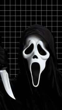 Ghostface Wallpaper 10