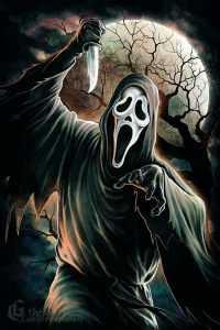 Ghostface Wallpaper 8